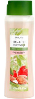 Oriflame Nature Secrets шампоан  за боядисана коса