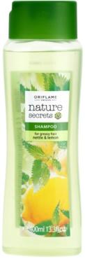 Oriflame Nature Secrets champô para cabelo oleoso