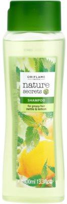 Oriflame Nature Secrets šampon pro mastné vlasy