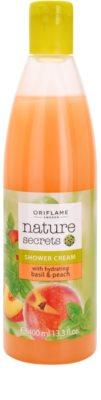 Oriflame Nature Secrets зволожуючий крем для душу