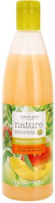 Oriflame Nature Secrets crema de ducha para pieles sensibles