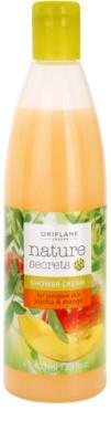 Oriflame Nature Secrets sprchový krém pro citlivou pokožku