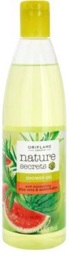 Oriflame Nature Secrets hidratáló tusoló gél