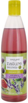 Oriflame Nature Secrets gel de dus relaxant
