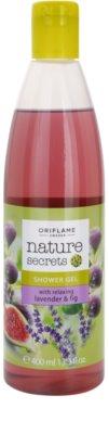 Oriflame Nature Secrets relaxáló tusfürdő gél