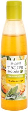 Oriflame Nature Secrets felfrissítő tusfürdő gél