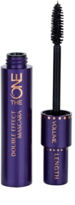 Oriflame The One Double Effect mascara pentru volum si alungire