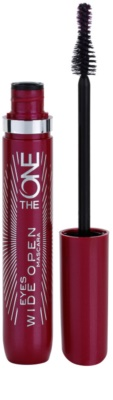 Oriflame The One Eyes Wide Open Volumen-Mascara für geschwungene Wimpern