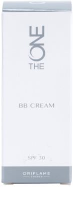 Oriflame The One BB krém SPF 30 2