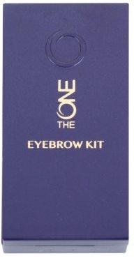Oriflame The One conjunto para sobrancelhas perfeitas 2