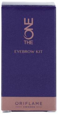 Oriflame The One conjunto para sobrancelhas perfeitas 3