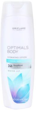 Oriflame Optimals Body lapte hidratant pentru piele normala