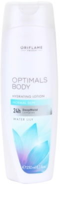 Oriflame Optimals Body leite hidratante para a pele normal