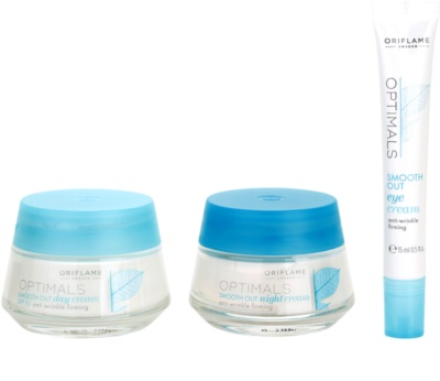 Oriflame Optimals Smooth Out lote cosmético I.