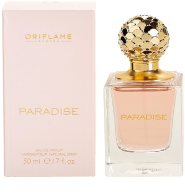 Oriflame Paradise Eau de Parfum para mulheres