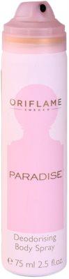 Oriflame Paradise Deo-Spray für Damen