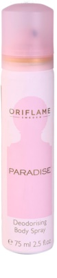 Oriflame Paradise deodorant Spray para mulheres 1
