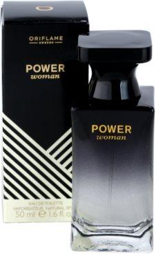 Oriflame Power Woman Eau de Toilette para mulheres 1