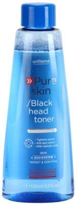 Oriflame Pure Skin tónico facial para poros dilatados