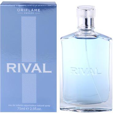 Oriflame Rival eau de toilette férfiaknak