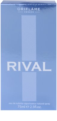 Oriflame Rival eau de toilette férfiaknak 4