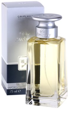 Oriflame Sir Avebury eau de toilette férfiaknak 1
