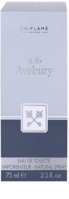 Oriflame Sir Avebury тоалетна вода за мъже 4