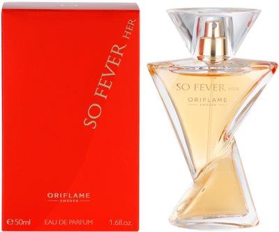 Oriflame So Fever Her parfumska voda za ženske