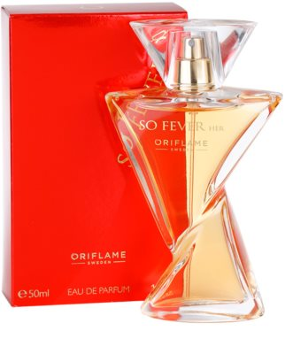 Oriflame So Fever Her парфумована вода для жінок 1