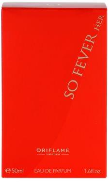 Oriflame So Fever Her woda perfumowana dla kobiet 4