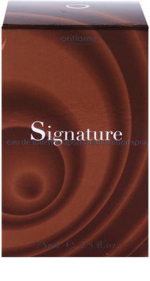Oriflame Signature Eau de Toilette para homens 4