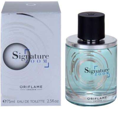 Oriflame Signature Zoom eau de toilette férfiaknak