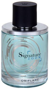 Oriflame Signature Zoom туалетна вода для чоловіків 2