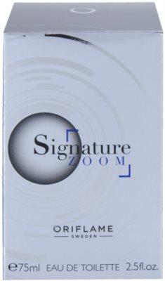 Oriflame Signature Zoom Eau de Toilette para homens 4