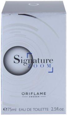 Oriflame Signature Zoom туалетна вода для чоловіків 4