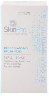Oriflame SkinPro čistilna krtačka za obraz nadomestna glava 2