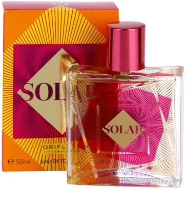 Oriflame Solar Eau de Toilette pentru femei 1