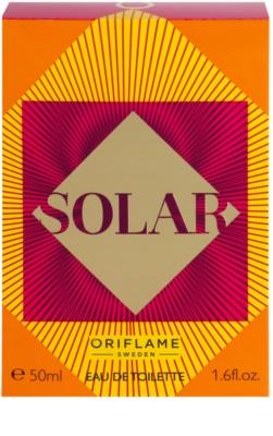 Oriflame Solar Eau de Toilette pentru femei 4