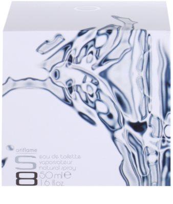 Oriflame S8 Eau de Toilette pentru barbati 4