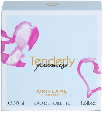 Oriflame Tenderly Promise Eau de Toilette pentru femei 4