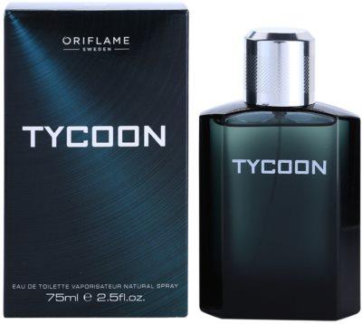 Oriflame Tycoon Eau de Toilette für Herren