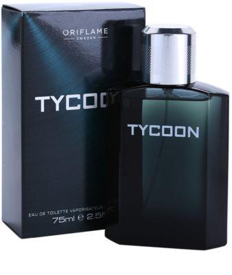 Oriflame Tycoon Eau de Toilette pentru barbati 1