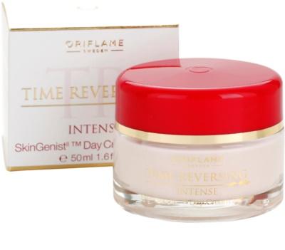 Oriflame Time Reversing Intense wygładzający krem na dzień ujędrniający skórę 2
