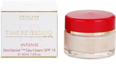 Oriflame Time Reversing Intense wygładzający krem na dzień ujędrniający skórę 3