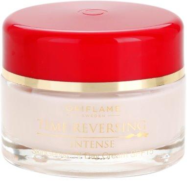 Oriflame Time Reversing Intense crema de zi cu efect de netezire pentru fermitatea pielii