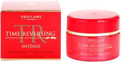 Oriflame Time Reversing Intense glättende Nachtcreme zur Festigung der Haut 3