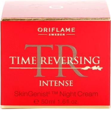 Oriflame Time Reversing Intense glättende Nachtcreme zur Festigung der Haut 4