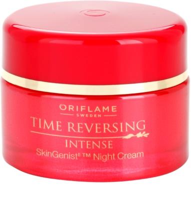 Oriflame Time Reversing Intense изглаждащ нощен крем за стягане на кожата