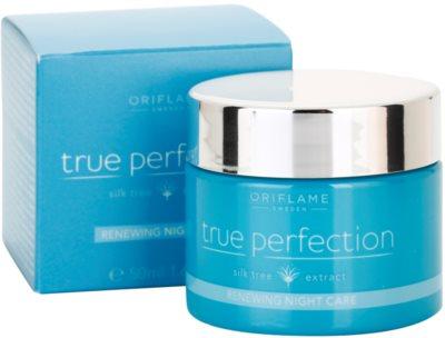 Oriflame True Perfection възстановяващ нощен крем 2