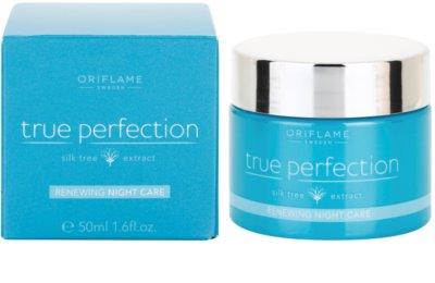 Oriflame True Perfection възстановяващ нощен крем 3
